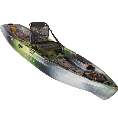 Topwater 106 Kayak, Camouflage, swatch