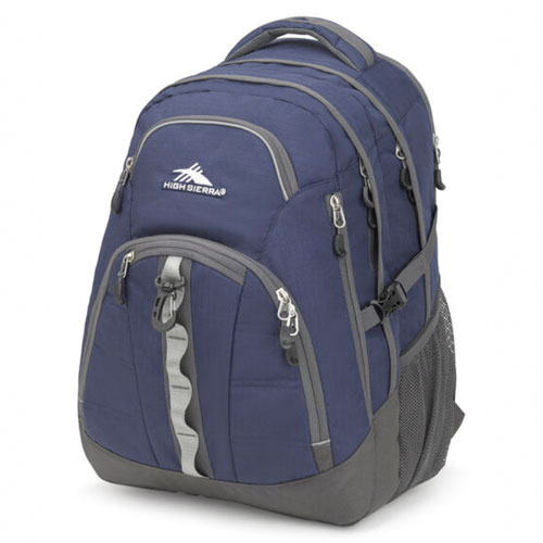 Access II Backpack, Navy, swatch