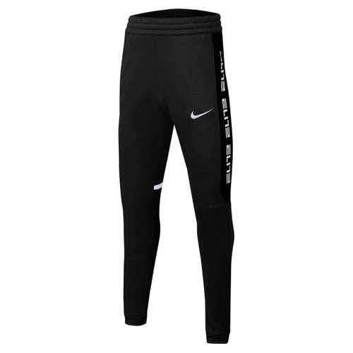 Boy's Dri-fit Therma Elite Pant, Black, swatch