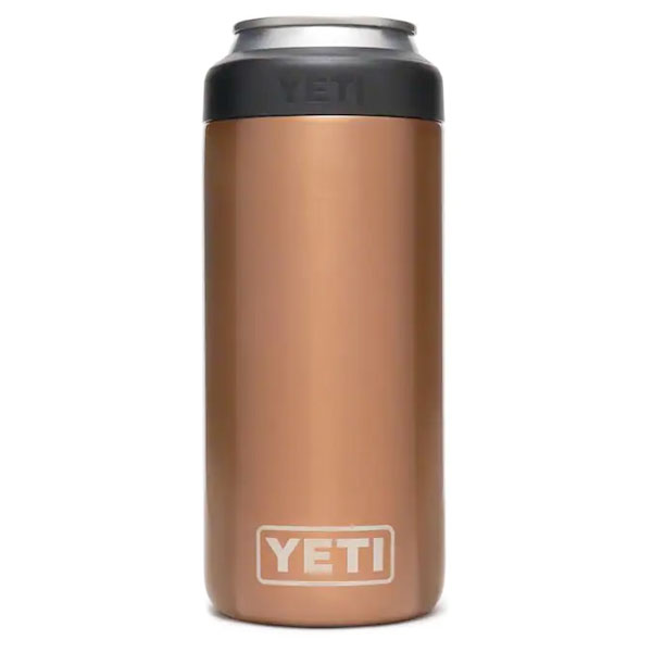 12oz Elements Slim Can Insulator, Copper,Rust, swatch