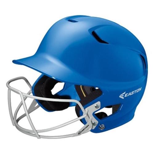 Alpha Fast Pitch Helmet with Mask, Lt Blue,Powder,Sky Blue, swatch