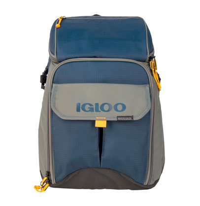 Outdoorsman Gizmo Backpack, Blue, swatch
