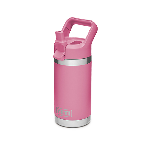 Rambler Jr. 12oz Kids Bottle, Pink, swatch