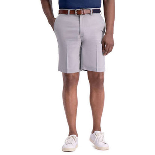Men's 5 Pocket Shorts, Gray, swatch