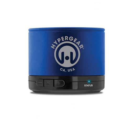 Hypercel Miniboom Wireless Speaker, Blue, swatch
