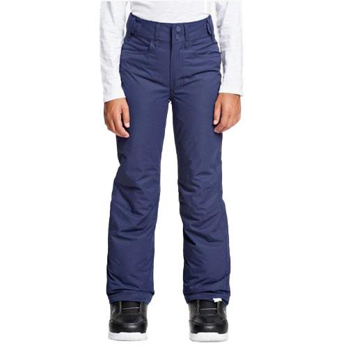 Backyard Girl's Snow Pant, Blue, swatch