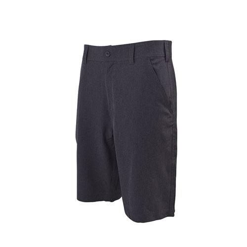 Men's Stretch Walkshort, Charcoal,Smoke,Steel, swatch