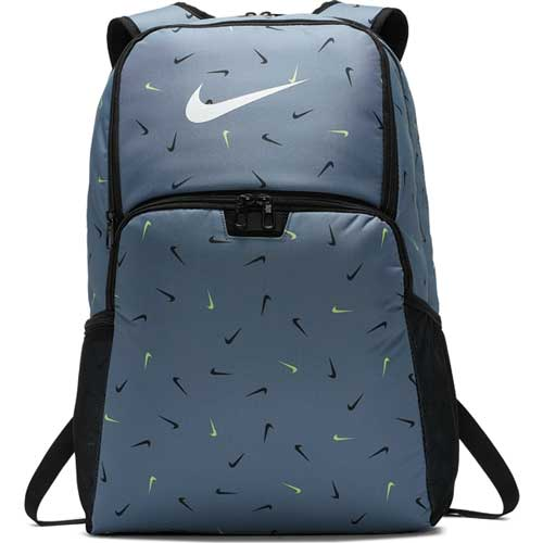 Brasilia Xl Backpack, Gray Patterned, swatch