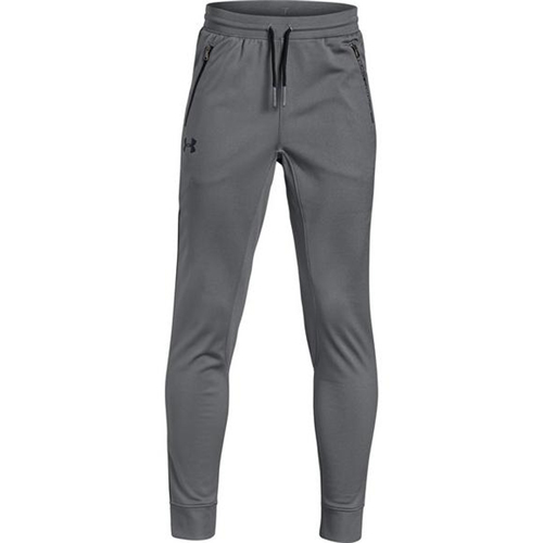 Boys' Pennant Tapered Pants, Charcoal,Smoke,Steel, swatch
