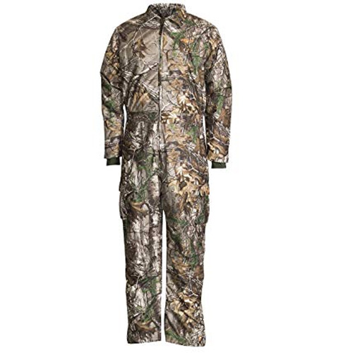 Men's Insulated Coverall, Mossy Oak, swatch