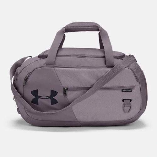 Undeniable Duffel 4.0 Small Duffle Bag, Purple Grey, swatch