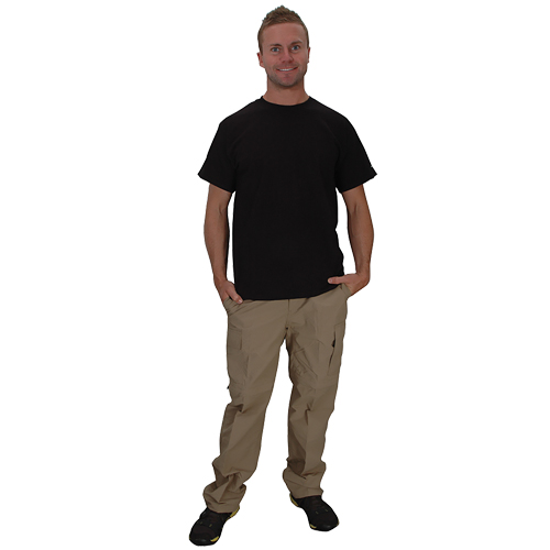 Men's Woven Zip Off Pant, Tan,Beige,Fawn,Khaki, swatch
