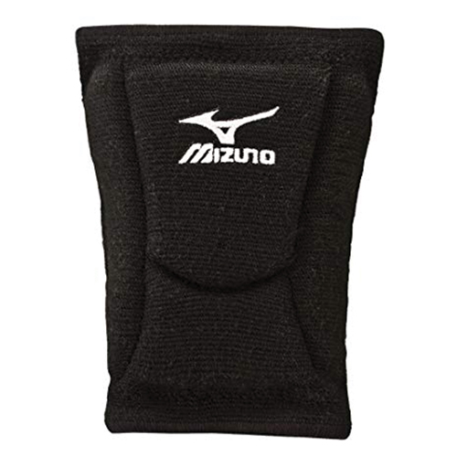 LR6 Volleyball Kneepad, Black, swatch