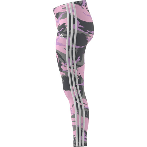 Women's Camo 7/8 Legging, Gray, swatch