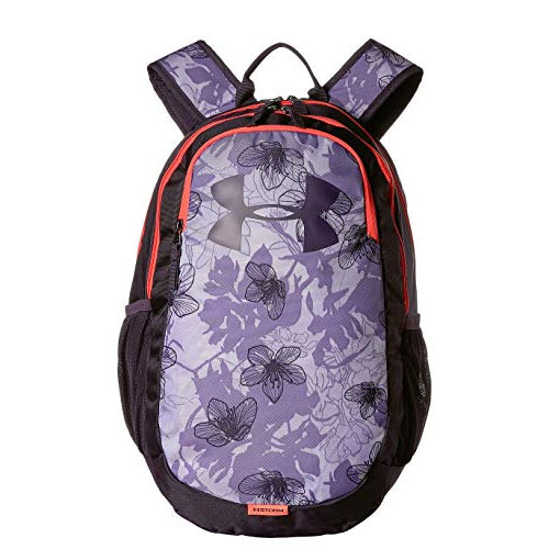 Scrimmage 2.0 Backpack, Purple Patterned, swatch