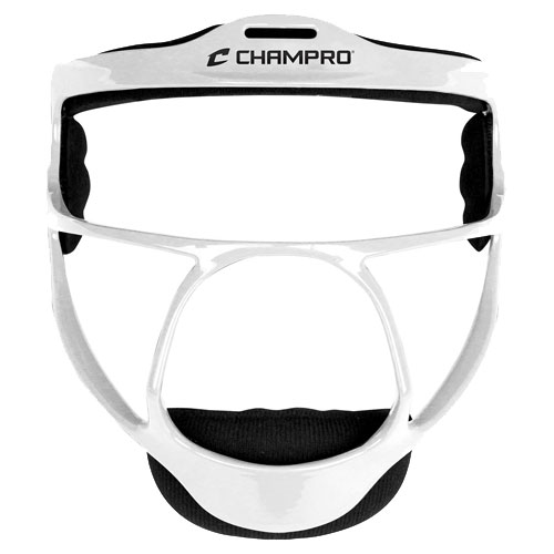 Rampage Fielder's Mask, White, swatch