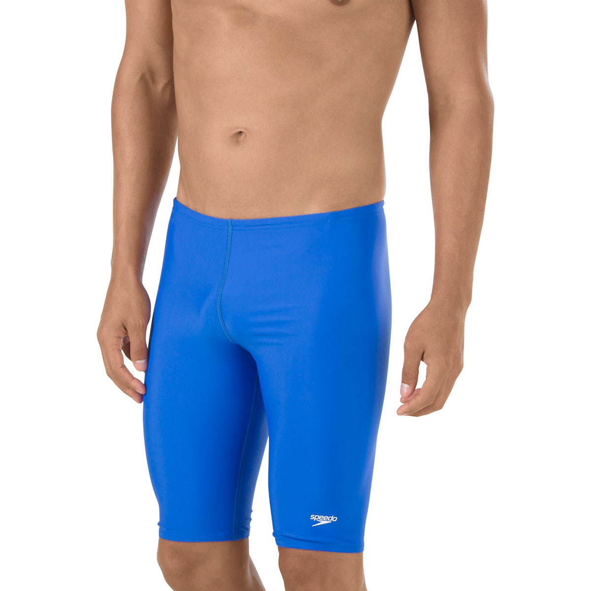 Men's Solid Jammer Swimsuit, Royal Bl,Sapphire,Marine, swatch