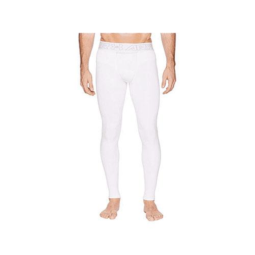Men's ColdGear Leggings, White, swatch