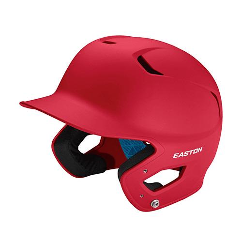 Junior Z5 Grip Batting Helmet, Red, swatch
