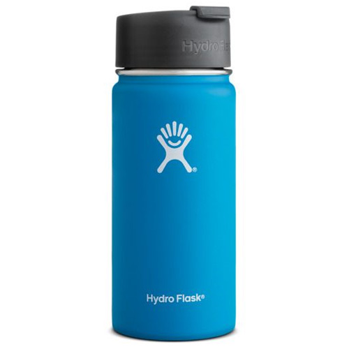 16 Oz Wide Mouth Water Bottle, Pacific, swatch