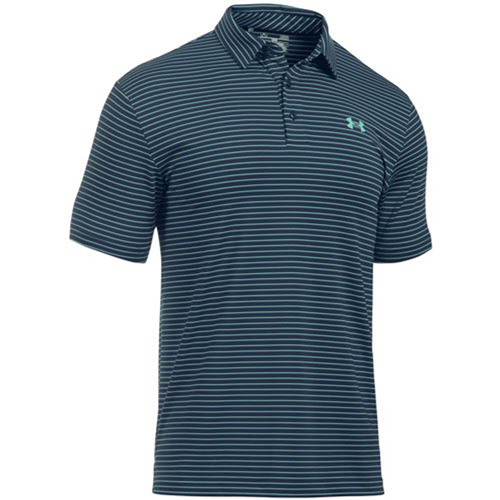 Men's Playoff Golf Polo, Bright Drk.Blue, swatch