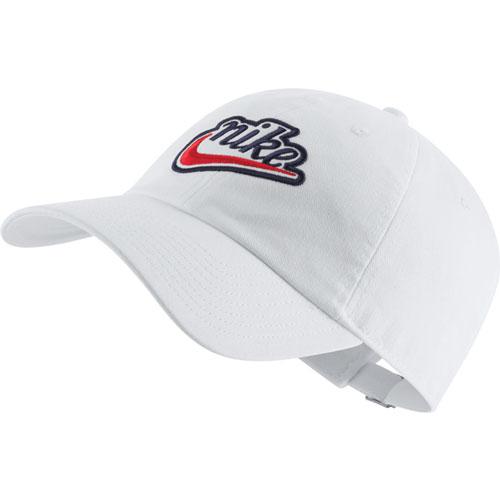 Men's Usa Nsw H86 Cap, White, swatch