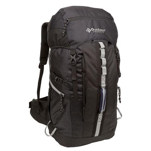 Internal Frame Backpack, Black/Gray, swatch