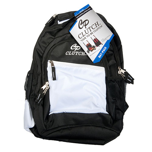 Baseball Pack, Black/White, swatch