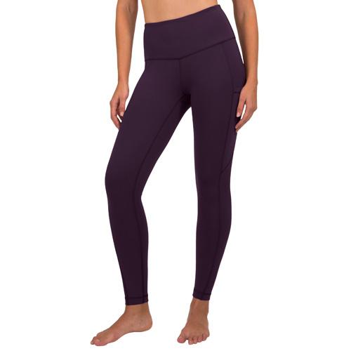 Women's Missy High Rise Legging, Purple, swatch