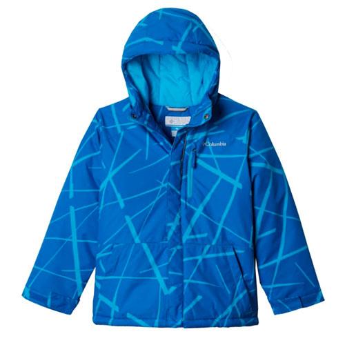 Boys' Lightning Lift Insulated Ski Jacket, Multi, swatch