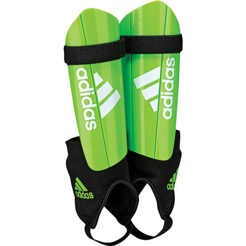 Youth Ghost Shinguards, Green, swatch