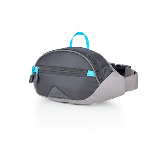 Hydrahike 1.5l Waist Pack, Black/Gray, swatch