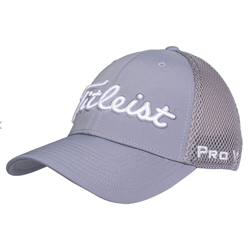 Tour Sports Mesh Hat, Gray, swatch