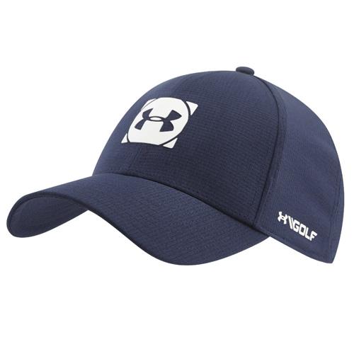 Men's Official Tour Cap 3.0 Golf Cap, Navy, swatch