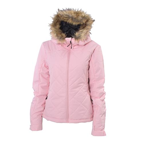 Women's Hailstone Jacket, Pink, swatch