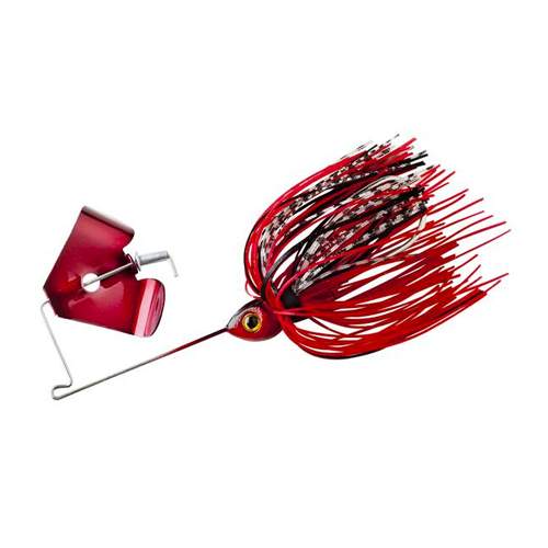 Pradco Lures Pond Magic Buzzbait, Red, swatch