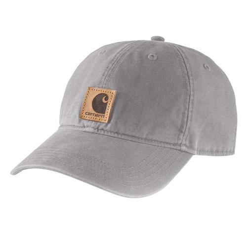 Odessa Cap, Gray, swatch