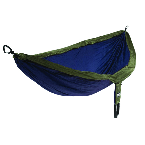 Doublenest Hammock, Lime/Black, swatch