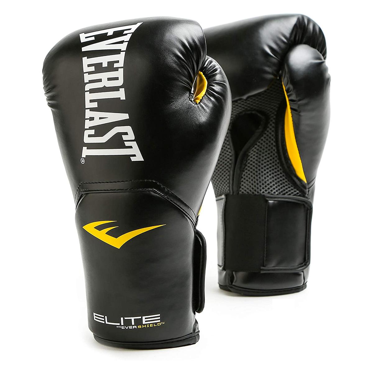 16OZ Pro-Style Glove, Black, swatch