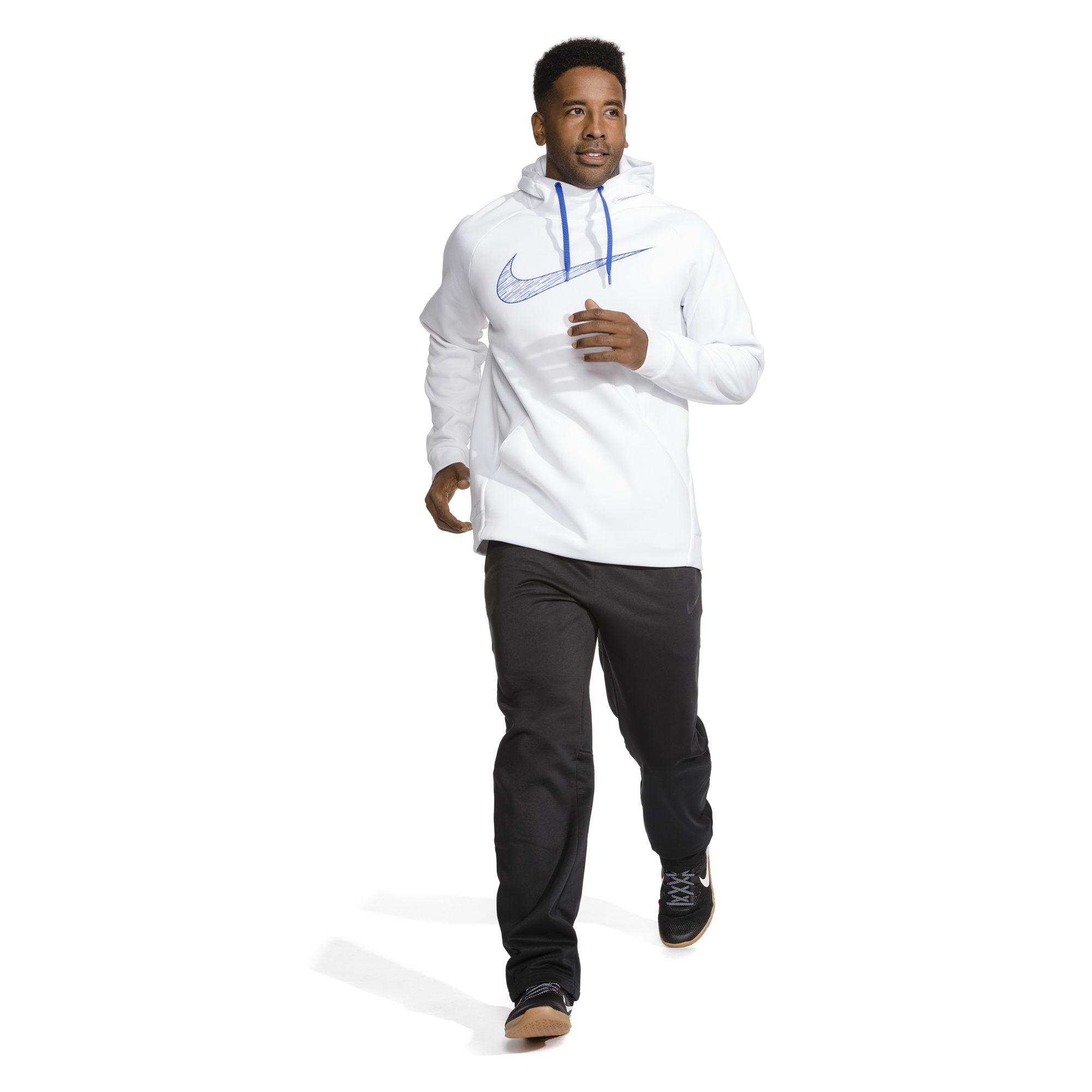 Men's Therma Fleece Pant, Black, swatch