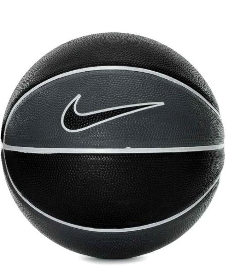 Skills Mini Basketball, Black/Gray, swatch