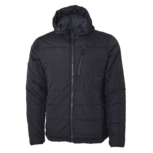 Men's Era Insulator Jacket, Black, swatch