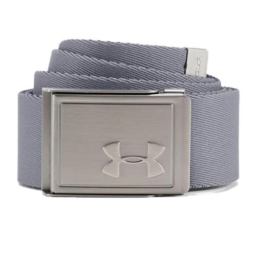 Men's Webbing Belt 2.0 Golf Belt, Gray, swatch