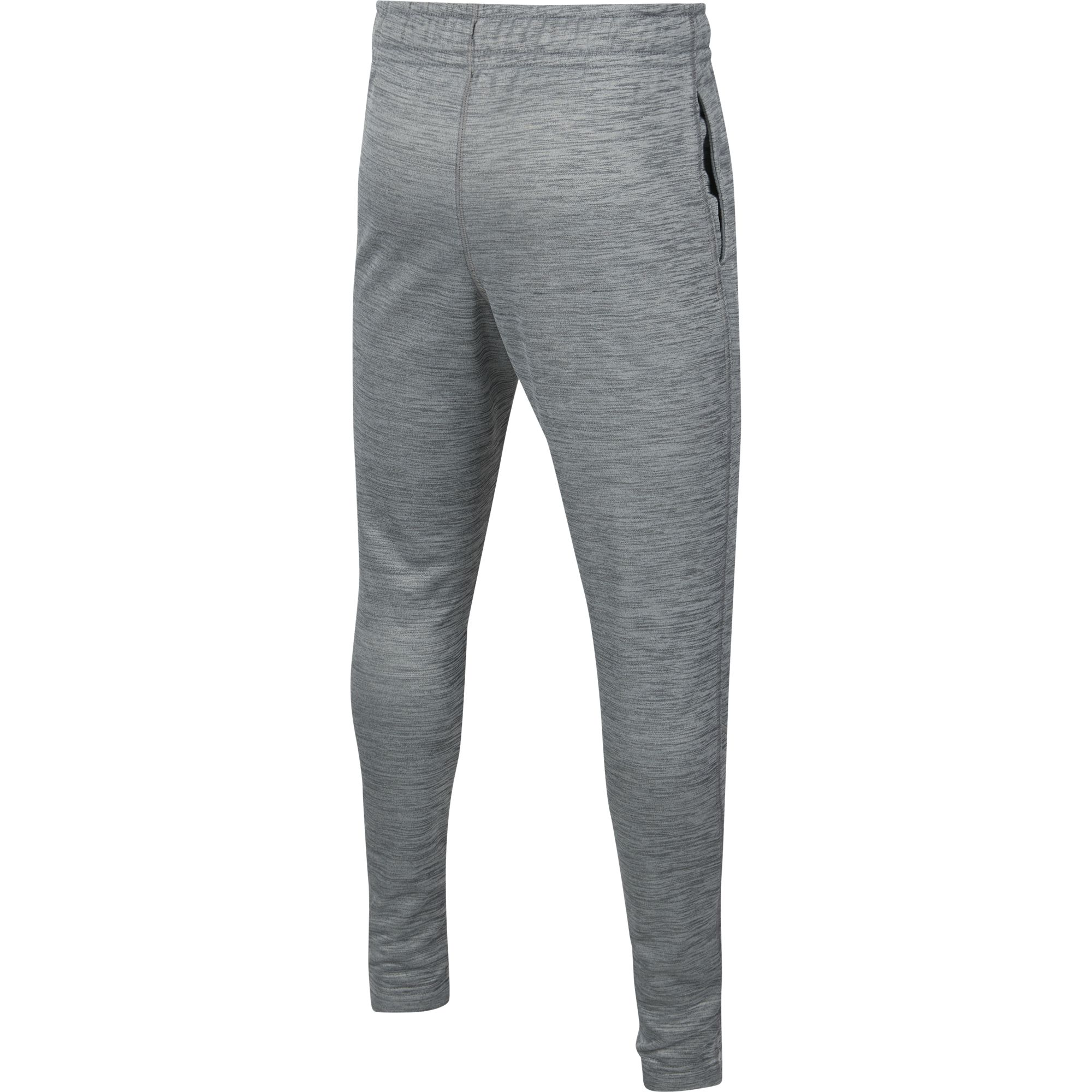 Boys' Therma GFX Tapered Jogger Pants, Charcoal,Smoke,Steel, swatch