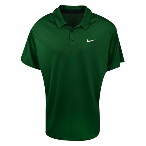 Men's Performance Polo, Green, swatch