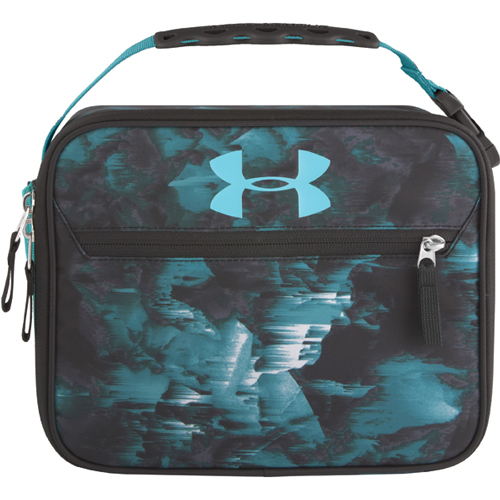 UA Scrimmage Lunch Box, Blue/Gray, swatch