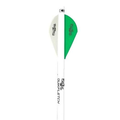 Blazer Crossbow QuikFletch, Neon Green, swatch
