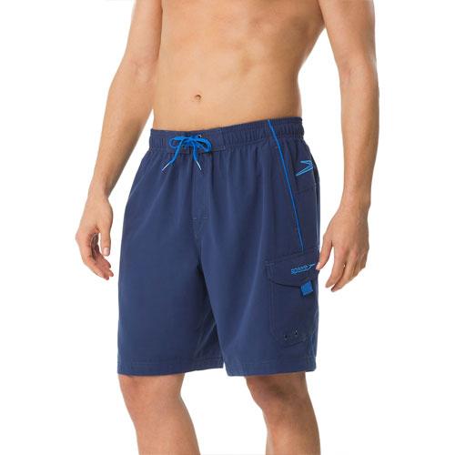 Men's Marina Volley Swimshort, Navy, swatch