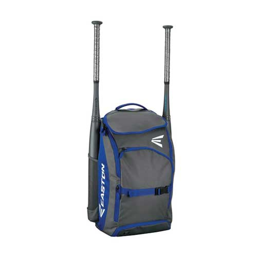 Prowess Fastpitch Softball Backpack, Royal Bl,Sapphire,Marine, large