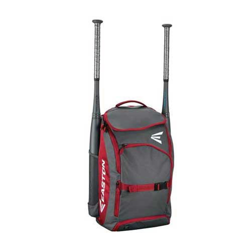 Prowess Fastpitch Softball Backpack, Red, swatch